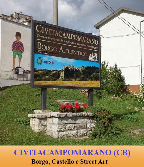 CIVITA CAMPOMARANO BORGO CASTELLO E STREET ART 03