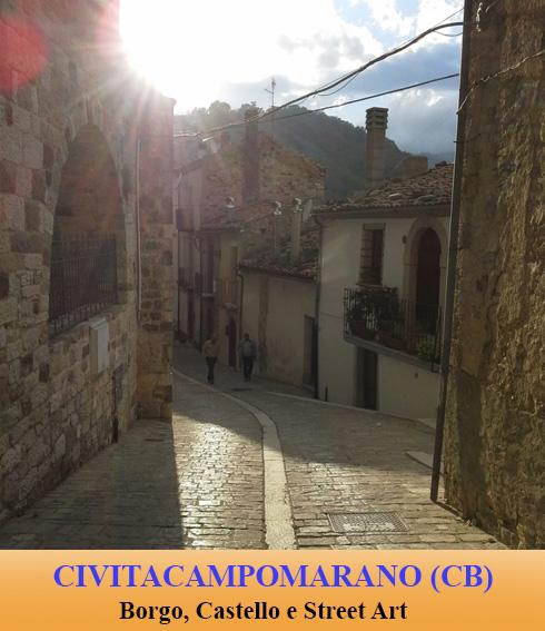 CIVITA CAMPOMARANO BORGO CASTELLO E STREET ART 04