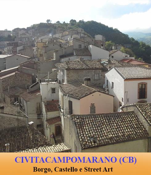 CIVITA CAMPOMARANO BORGO CASTELLO E STREET ART 05