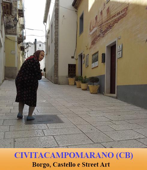 CIVITA CAMPOMARANO BORGO CASTELLO E STREET ART 07
