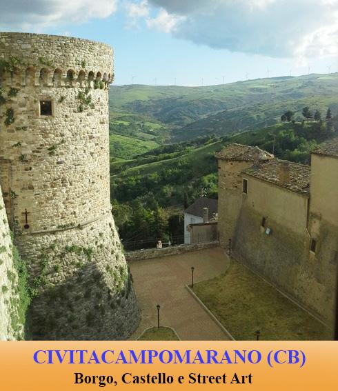 CIVITA CAMPOMARANO BORGO CASTELLO E STREET ART 08