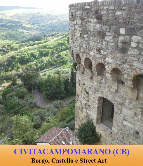 CIVITA CAMPOMARANO BORGO CASTELLO E STREET ART 09