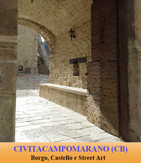 CIVITA CAMPOMARANO BORGO CASTELLO E STREET ART 10