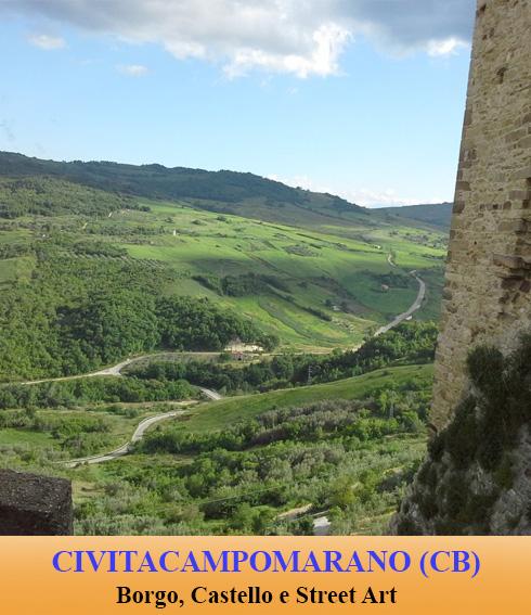 CIVITA CAMPOMARANO BORGO CASTELLO E STREET ART 11