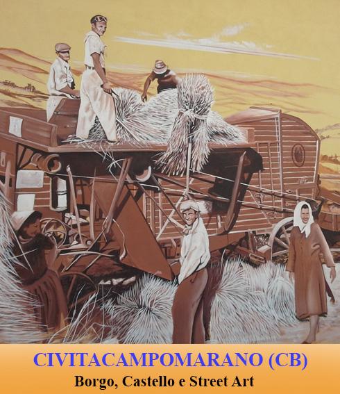 CIVITA CAMPOMARANO BORGO CASTELLO E STREET ART 12