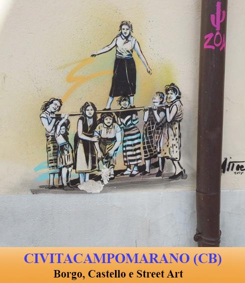 CIVITA CAMPOMARANO BORGO CASTELLO E STREET ART 14