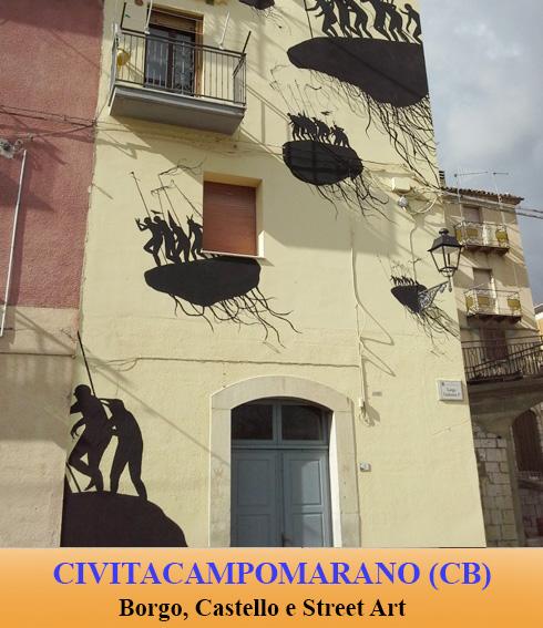 CIVITA CAMPOMARANO BORGO CASTELLO E STREET ART 15