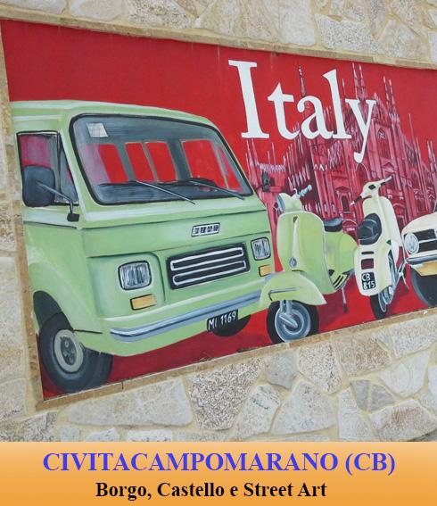 CIVITA CAMPOMARANO BORGO CASTELLO E STREET ART 16