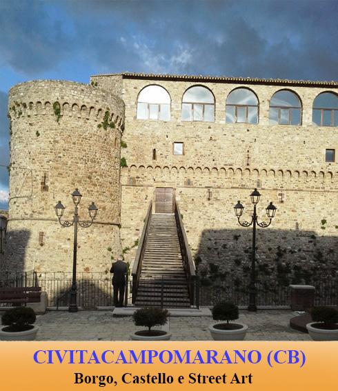 CIVITA CAMPOMARANO BORGO CASTELLO E STREET ART 17