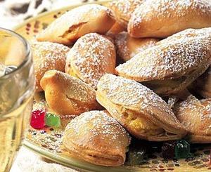 Dolci Di Natale Molisani.Cucina Molisana I Cauciuni Ravioli Dolci Con Ripieno Di