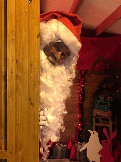 Babbo Natale Italy.Babbo Natale 1 Villaggio Di Natale Campobasso Molise Italy Europa