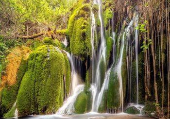 Molise da fiaba: cascate, anfratti e laghetti incantevoli grazie al fiume Volturno.